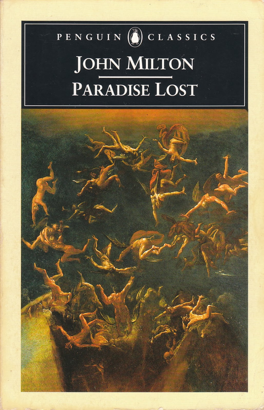 paradise lost miltons interpretation of god List and explain the features of the classical epic that milton employs in paradise lost  against god how is that change symbolic  meaning of milton's.