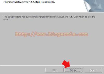 install USB suite Sony Ericsson Aspen ke PC