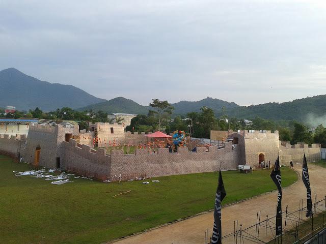 tembok besar cina singkawang