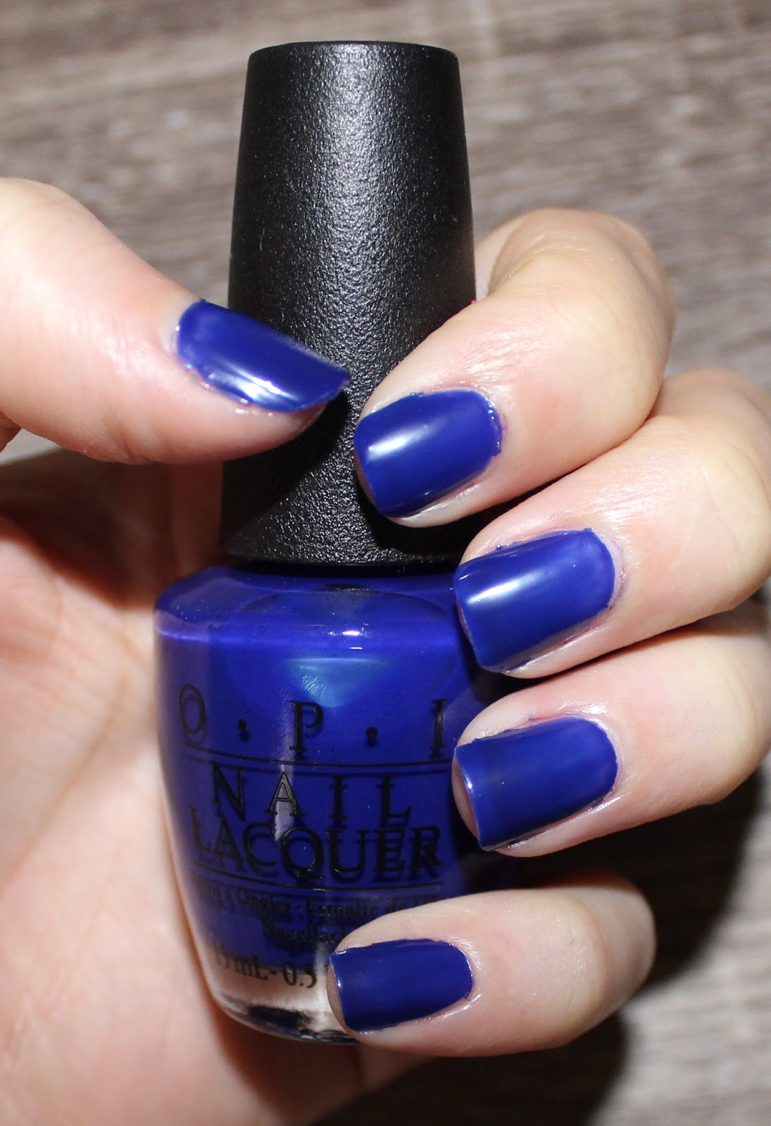 Beyond Blush: OPI My Car Has Navy-gation and Pinks & Needles