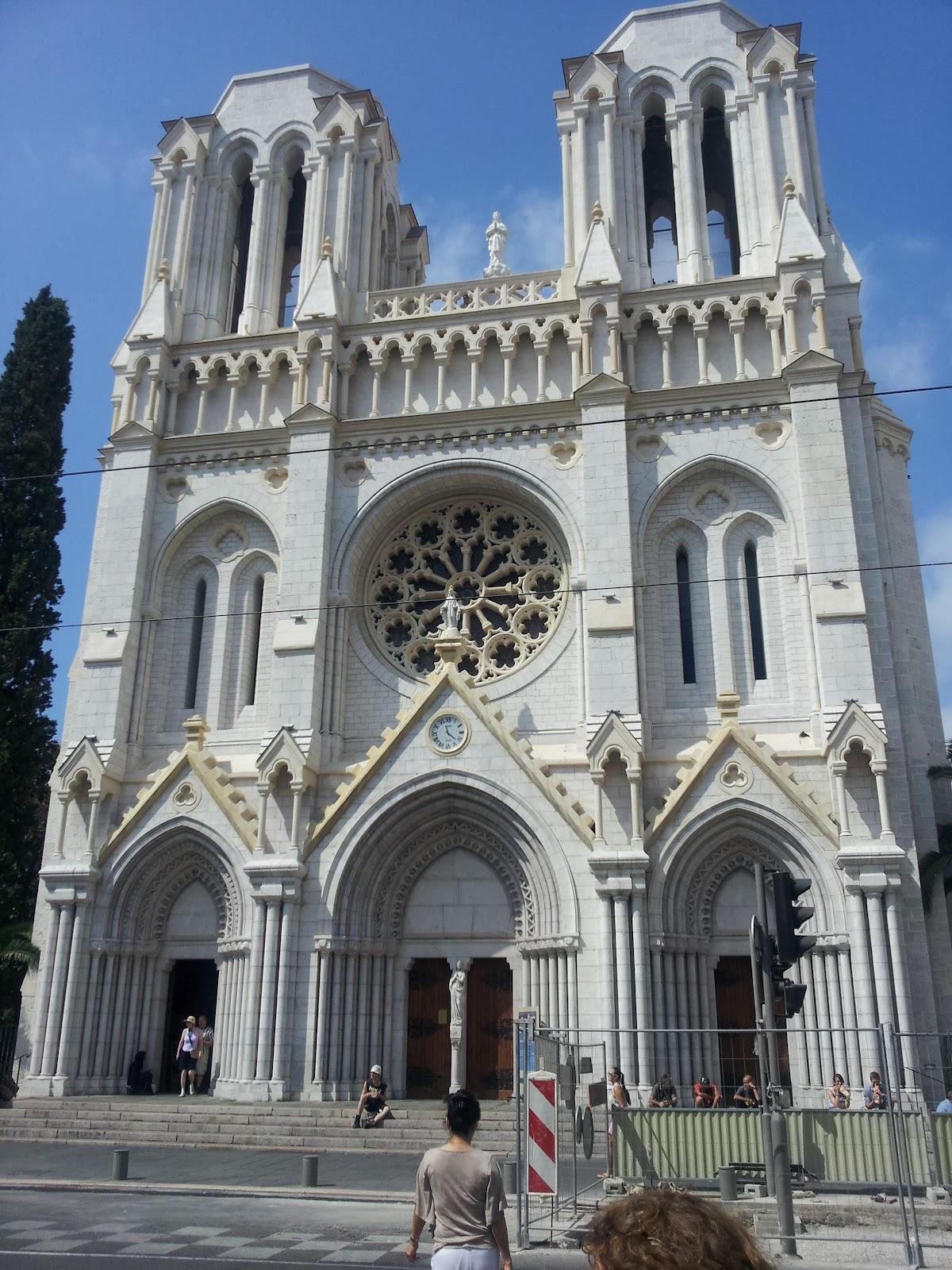 Giaothanhpham S Blog A Trip To Western Europe Nice