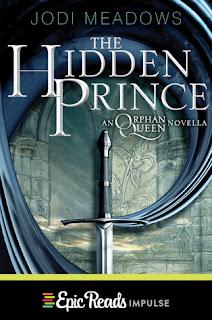 The Hidden Prince book cover