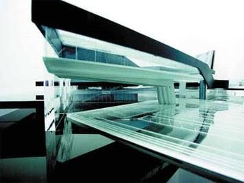 The Deconstructivism Bmw Central Building