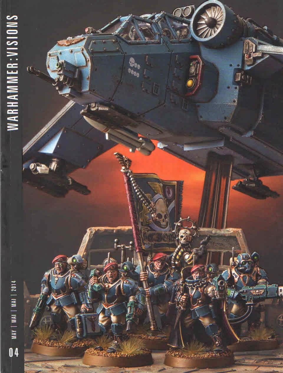 Warhammer: Visions, número 4