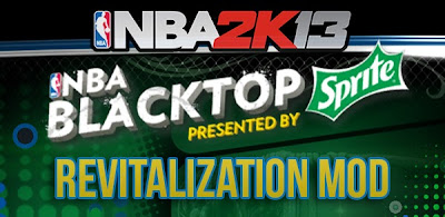 NBA 2K13 Blacktop Roster Revitalization Mod