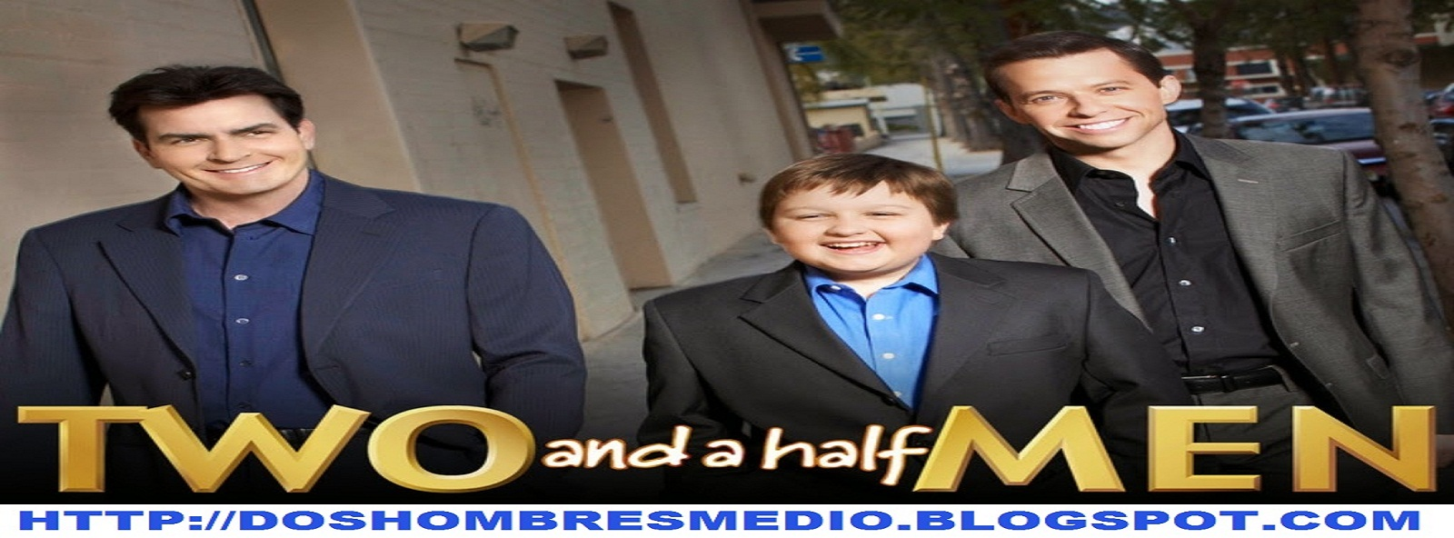 Dos Hombres y Medio - Audio Latino Online [Two And a Half Men]