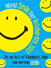 World Smile Day Poster