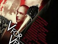 Download Film V for Vendetta (2005) BluRay 720p 5.1 CH