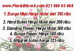Harga Bunga Ucapan Selamat Ulang Tahun