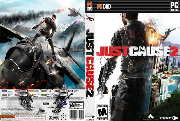 تحميل لعبة Just Cause 2 برابط واحد مباشر