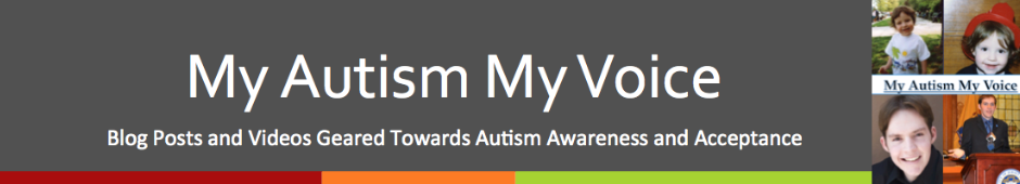               My Autism My Voice