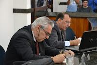 Dr. Carlão e Cláudio Mello