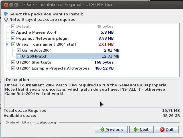 Download Unreal Tournament 2004 v3204 Windows Patch for UnrealTournament 20