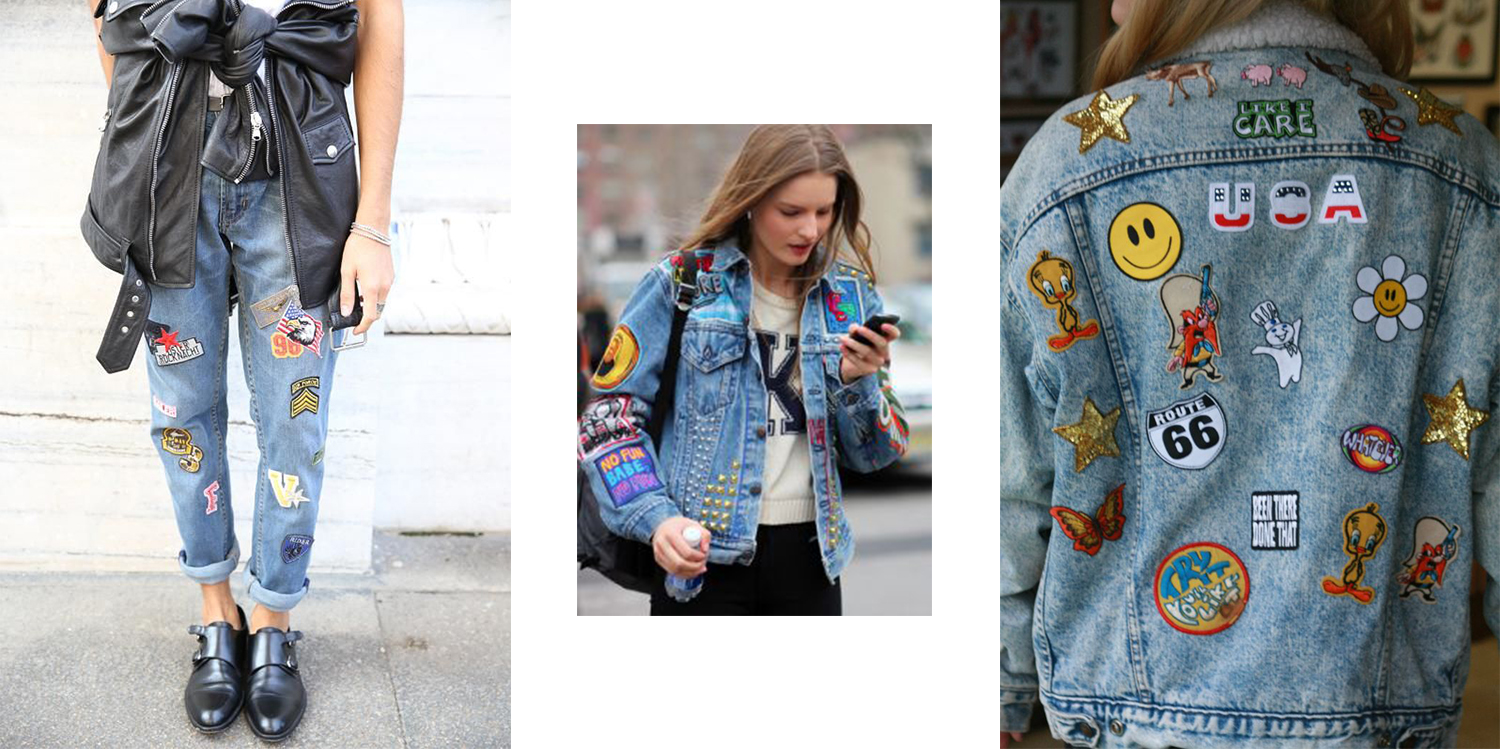 GET INSPIRED: Patches