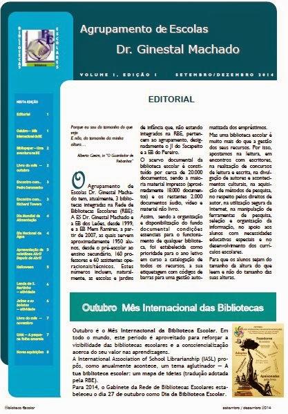 Newsletter dezembro 2014