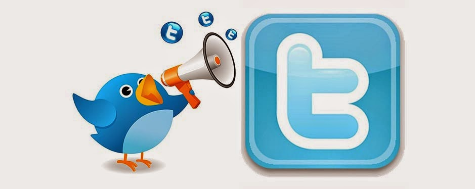búsquedas en Twitter