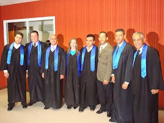 Alunos do curso de gestão UNIP