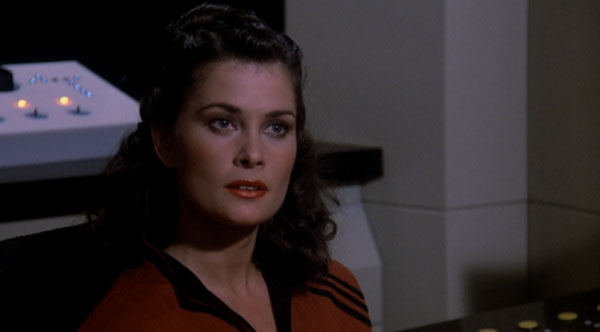 Jane Badler in V: The Original Miniseries