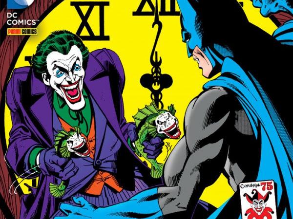 Lançamentos de novembro: Panini Comics - DC Comics
