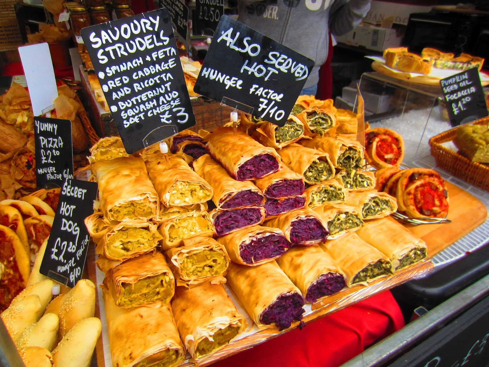 14 Amazing Street Food Markets You Have To Visit In London - Hand ...