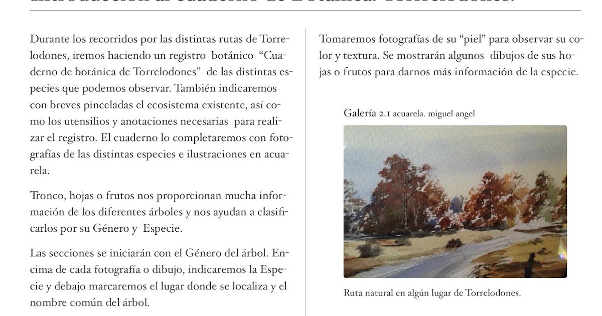 Cuadernos de campo torrelodones cuadernos de botanica - La casa del libro torrelodones ...