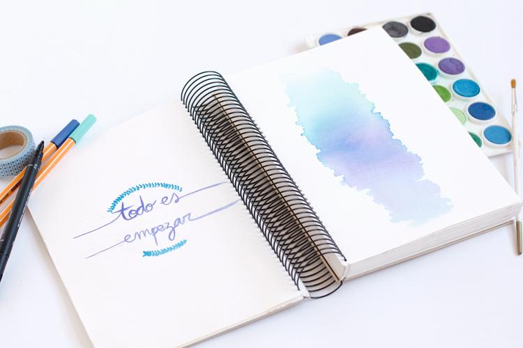que es art journal, como empezar con el art journal, que necesito para hacer art jpurnal, como hacer tu libreta, art jpurnal, how i start with art journal, what is art jorunal, get messy, material art journal