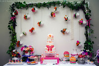 Shabby Bridal Tea