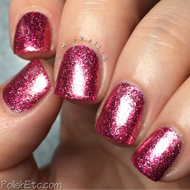 KBShimmer - Birthstone Collection - McPolish - Pink Tourmaline