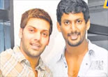 Arya & Vishal Close Friends