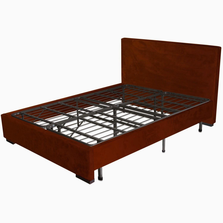 Queen Bed Frame IKea Sleep Master Platform Metal Bed Frame