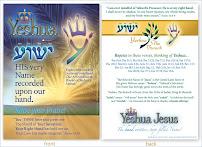Yeshua Hand card