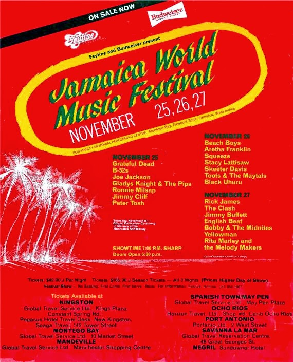 Jamaican Music & Food Festival - Home | Facebook
