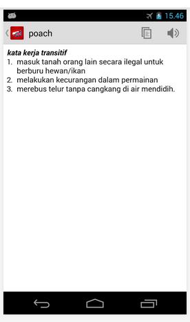 Aplikasi Kamus Inggris Indonesia Offline Untuk Android Gratis
