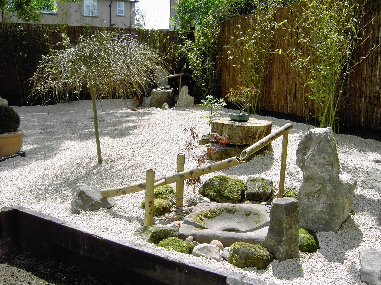 Pinterest garden centre landscaping ideas for the home for Deco zen exterieur