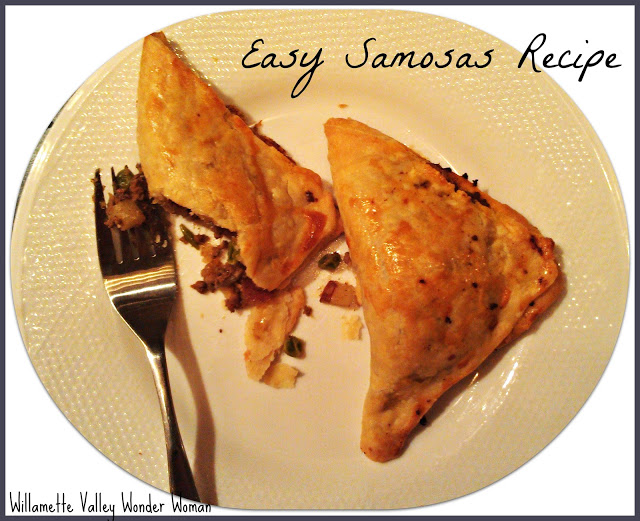 easy samosas recipe
