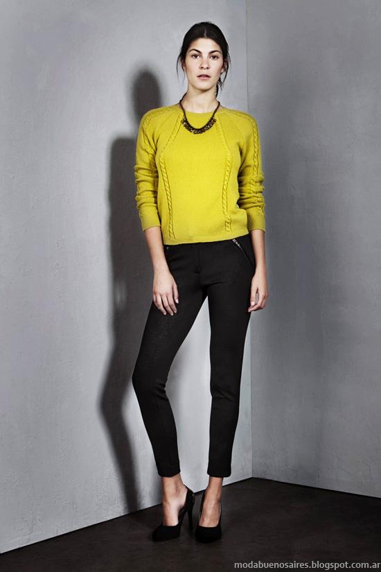 Looks de moda casual invierno 2014 mujer, Clara.
