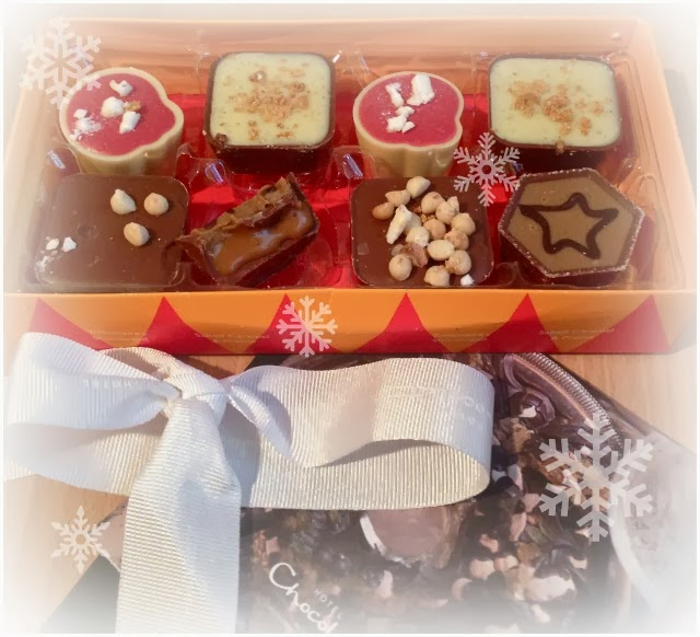 Hotel Chocolat Christmas Gifts