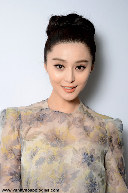 Fan bingbing flawless skin