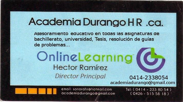 Academia Durango-Caracas