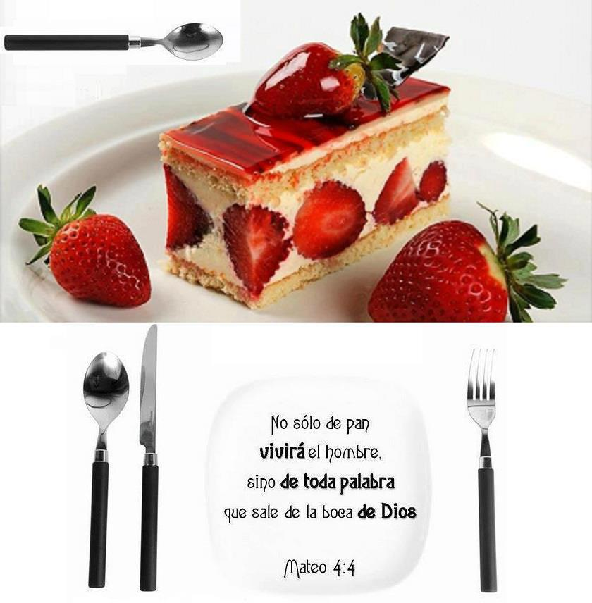 comida Dios