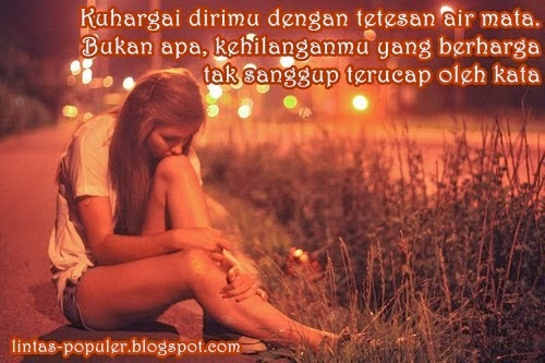 DP BBM Romantis Kangen