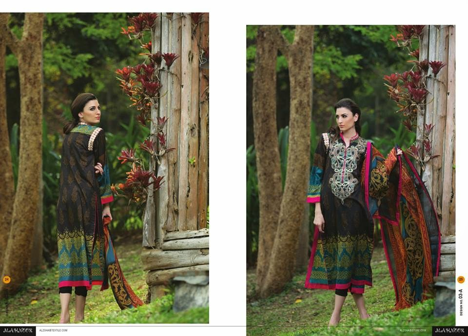 Spring summer Lawn collection 2015