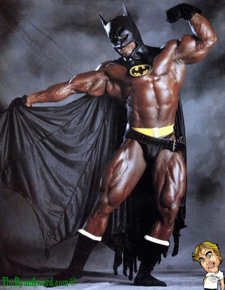 Sexy Batman for all you Ladies