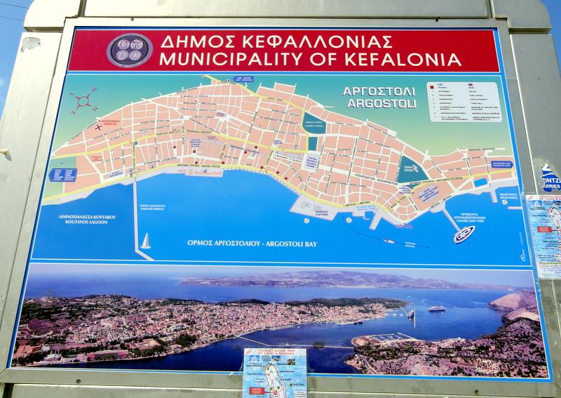Capital of Kefalonia Greece Argostoli Travel and Lifestyle