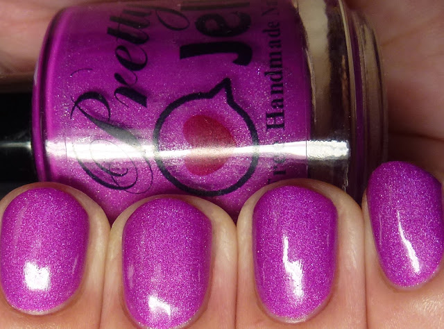 Pretty Jelly Nail Polish Scented Markers