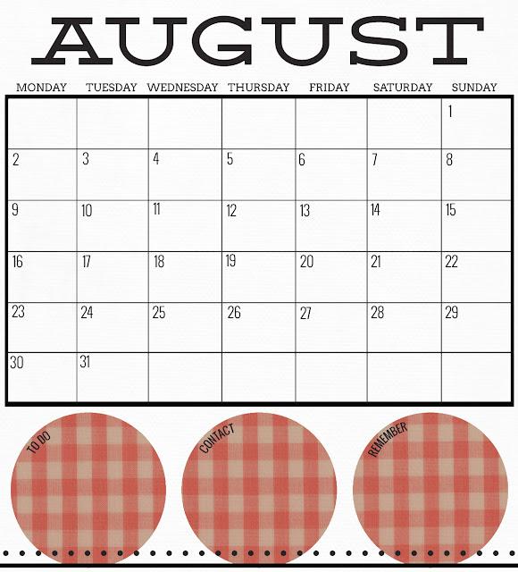 #free printable #design #august #2012 #calendar #printable #daytimer #organizer