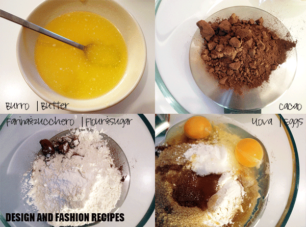 Cupcake recipe on Design and fashion recipes by Cristina Dal Monte