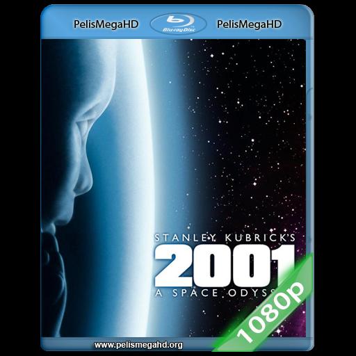 2001: UNA ODISEA EN EL ESPACIO (1968) FULL 1080P HD MKV ESPAÑOL LATINO