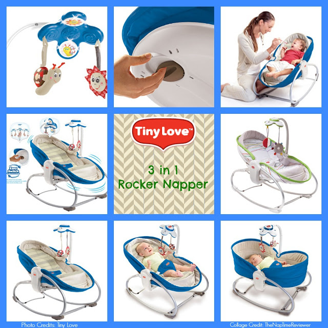 tiny 3 in 1 rocker napper review the naptime reviewer