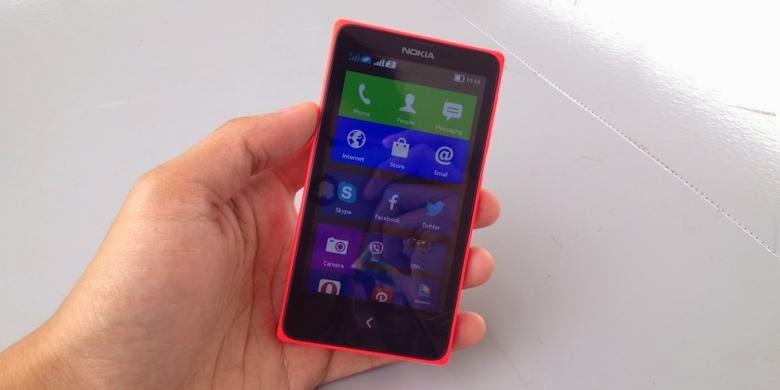 Spesifikasi Nokia Android